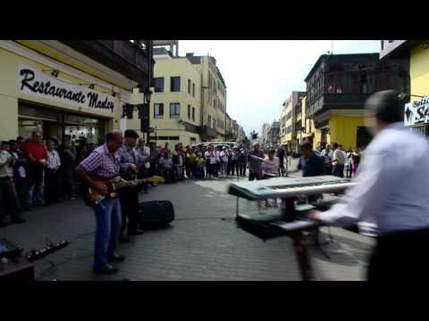 Prueba de Sonido - Barrios - Caramelo de menta de Los Pakines