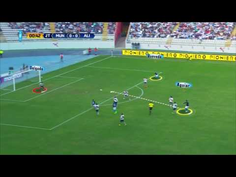 Movistar Deportes - Análisis táctico: Deportivo Municipal 0 - 2 Alianza Lima