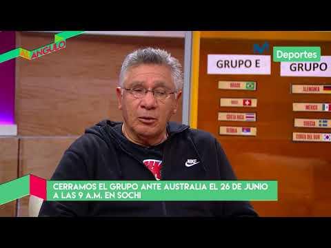 Al Ángulo: Ramón Quiroga, la cuota de experiencia del panel en los Mundiales