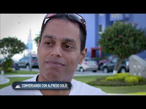 Alfredo Solis - Entrevista