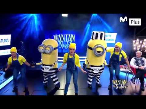 Wantan Night - Mi Villano Favorito 3 - Los Minions