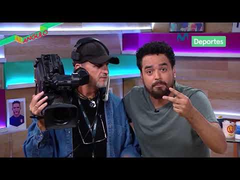 Al Ángulo: Franco Cabrera y su divertida broma al tío #TodoJean