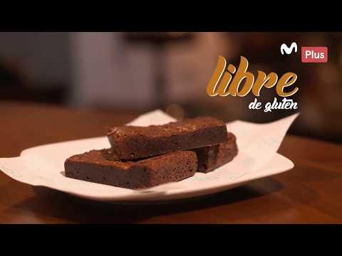 Hoja de vida - Brownie sin gluten [receta]