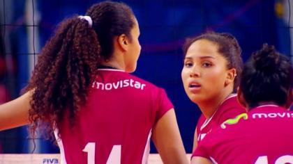 Movistar Deportes - El partido solidario de las estrellas de vóley