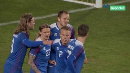 Perú 3-1 Islandia: mira el resumen y goles del partido