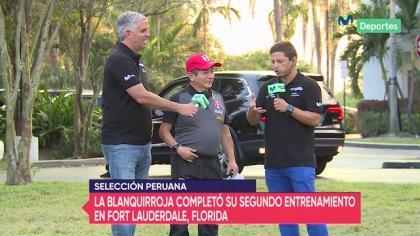 Selección Peruana en Miami: conoce a Elías Franco, miembro de la FPF
