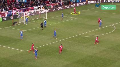 Perú vs. Islandia: mira de nuevo el gol de Ruidíaz que emocionó a todo el Red Bull Arena