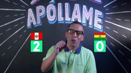 #Apóllame: Daniel Peredo y sus pronósticos para la fecha 15 de Clasificatorias