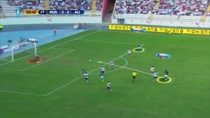 Deportivo Municipal 0 - 2 Alianza Lima: El Análisis táctico de Movistar Deportes