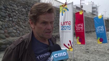 Movistar Deportes - Carlos Neuhaus sobre lo que será el mundial de surf en Francia