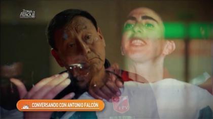 Dr. Falcón - Entrevista