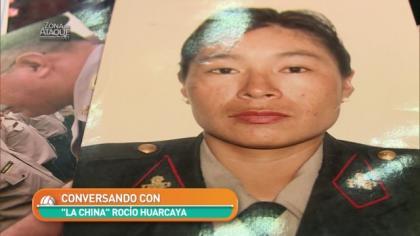 Rocío Huarcaya - Entrevista