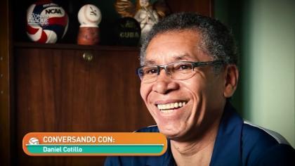 Daniel Cotillo - Entrevista