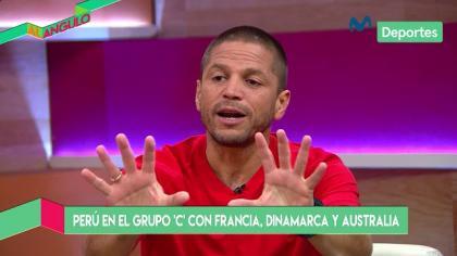 Al Ángulo: panel de Movistar Deportes analiza el grupo de Perú en Rusia 2018