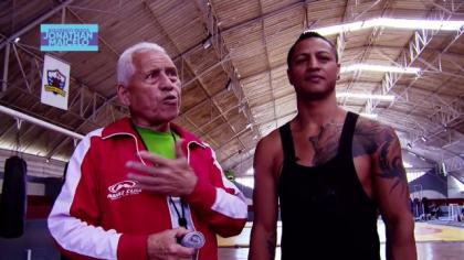 Movistar Deportes - Siguiendo Pasos de Jonathan Maicelo 3