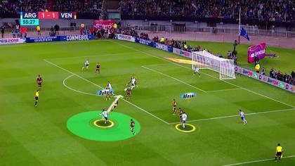 ¿Cómo juega la Argentina de Sampaoli? Mira este Análisis táctico de Movistar Deportes