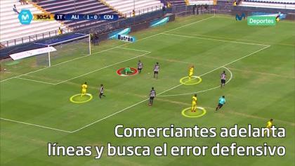 Análisis Táctico: así juega Alianza Lima, ¿le alcanzará para vencer a Boca Juniors?