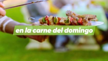 La carne del domingo - Promo