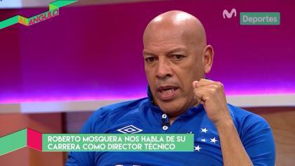 Al Ángulo: ¿Fue el Sporting Cristal del 2012 lo mejor de Roberto Mosquera?