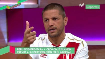 Al Ángulo: ¿Te gusta la nueva camiseta de la Selección Peruana para Rusia 2018?