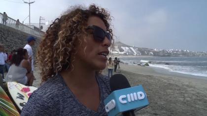 Movistar Deportes - Analí Gómez se prepara para el campeonato mundial en Francia