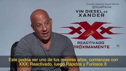 CMD - Entrevista a Vin Diesel