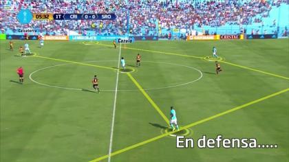 Análisis táctico: Sporting Cristal en ataque y defensa previo al duelo con Alianza Lima