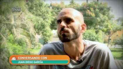 Juan Diego García - Entrevista
