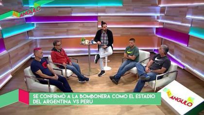 Al Ángulo: ¿Argentina prepara una 'emboscada' ante Perú en la Bombonera? (DEBATE)