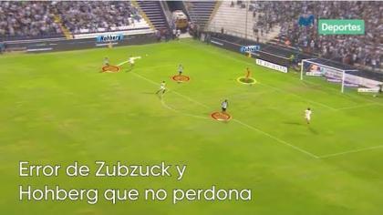 Alianza Lima 2-0 Universitario: el análisis táctico de los momentos claves del Torneo de Verano