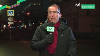 Al Ángulo: ¡Daniel Peredo ya está en Rusia para el sorteo de fase de grupos!