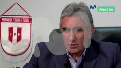 #ModoSele: Juan Carlos Oblitas y sus ganas de llegar al Mundial