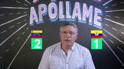 #Apóllame: Los pronósticos de Ramón Quiroga para la fecha 15 de Clasificatorias