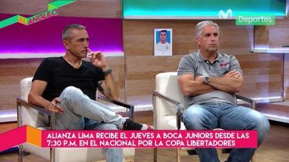 Al Ángulo: la previa de Alianza Lima vs. Boca Juniors