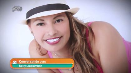 Kelly Culquimboz - Entrevista