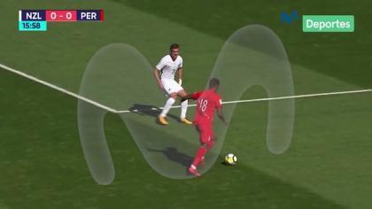 Perú vs. Nueva Zelanda: Perú se acerca al arco de los All Whites